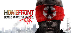 Homefront - Home is where the war is.